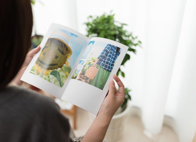 【写真用紙(フォトペーパー)・インクジェット紙】光沢紙との違いは?