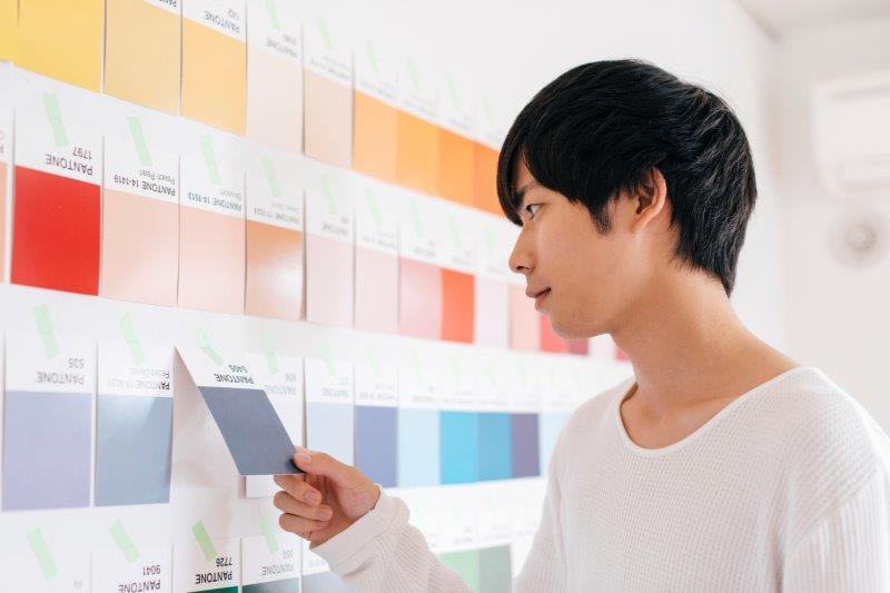 タペストリーの布の素材や種類について