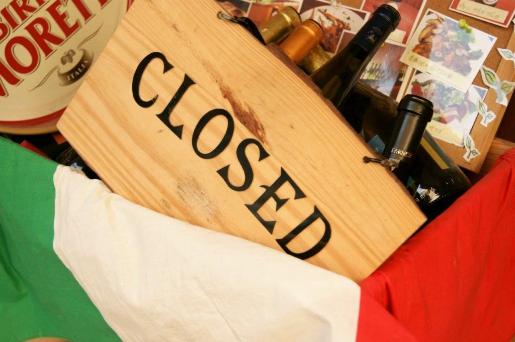 イタリアンの看板におすすめの種類や特徴とは?