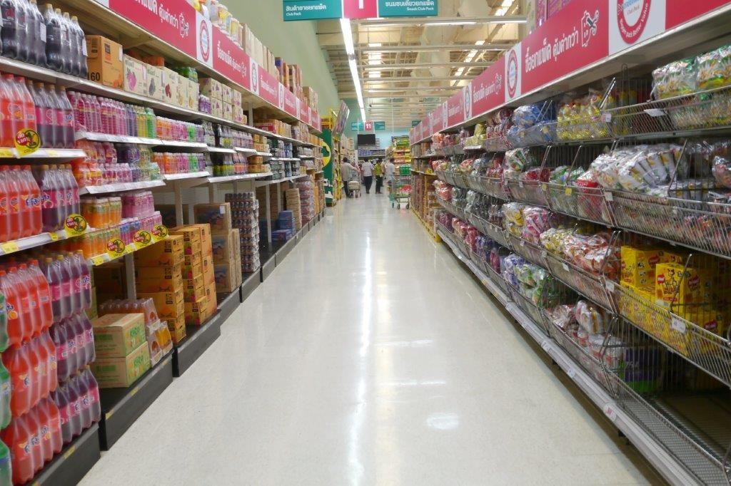 お店の床に簡単に装飾を施したいと思ったら?