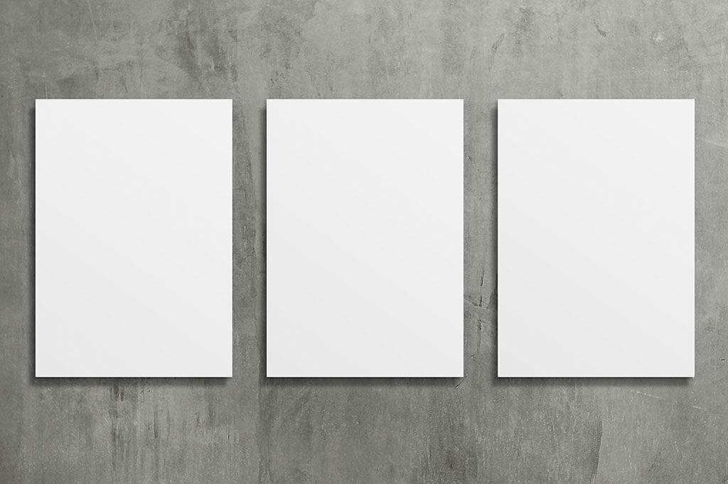 店頭におしゃれなポスターを!集客に効果的なポスターの選び方