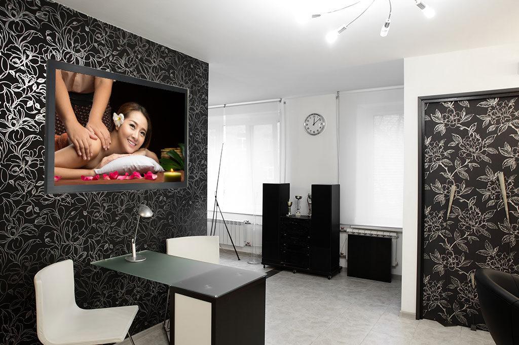 美容室用の看板にぴったりなデジタル看板をご紹介します!