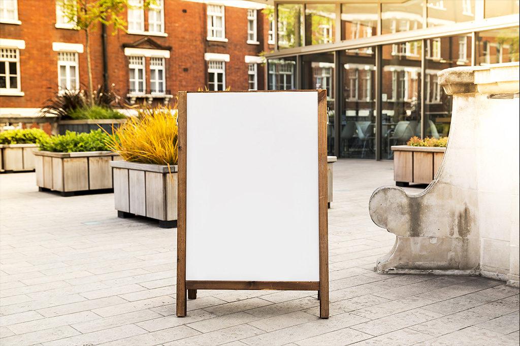 看板の視覚効果を高めるには?PRに役立つ看板制作のコツ