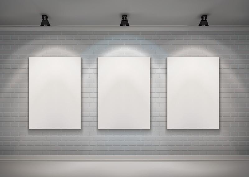 ポスターパネルを取り入れよう!3種類のポスターパネルをご紹介します