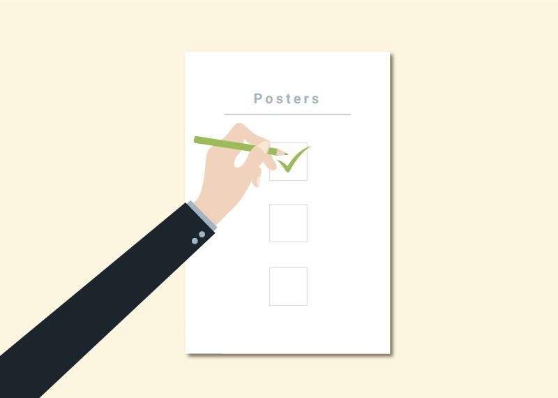 集客力の高いポスターにはどのような特徴があるかを解説!