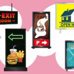 どのように選ぶ?デジタルサイネージの選び方について