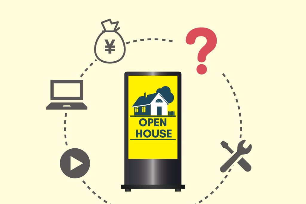 デジタルサイネージを導入する際の費用はいくら?