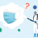 不織布マスクは消毒したり洗ったりすることで再利用可能?