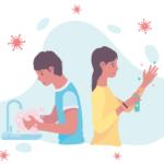 コロナ対策として手洗いをしよう!アルコールを使うのもおすすめ