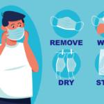 不織布マスクはどのくらい使えるのかを解説します