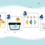 不織布マスクの洗い方とは?気をつけるべきポイントについて解説します
