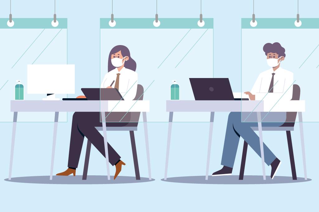 オフィスでどのようなコロナ対策をすれば良いの?詳しくご紹介します。
