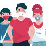 コロナでマスクが必要だけど種類がわからない…そのような方にマスクの種類について紹介!
