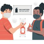 コロナでアルコール除菌!けど、手荒れがひどい…対策を紹介します