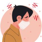 コロナでマスクを着用しているけど頭痛が…対処法をご紹介します。