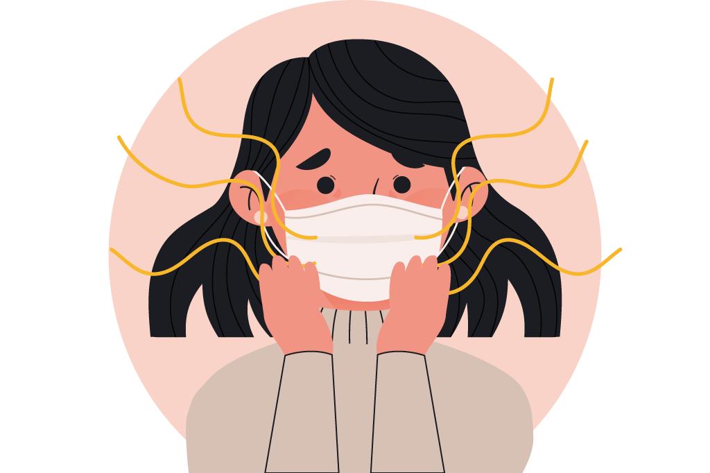 コロナ対策のマスクで気になる口臭…その対策とは?