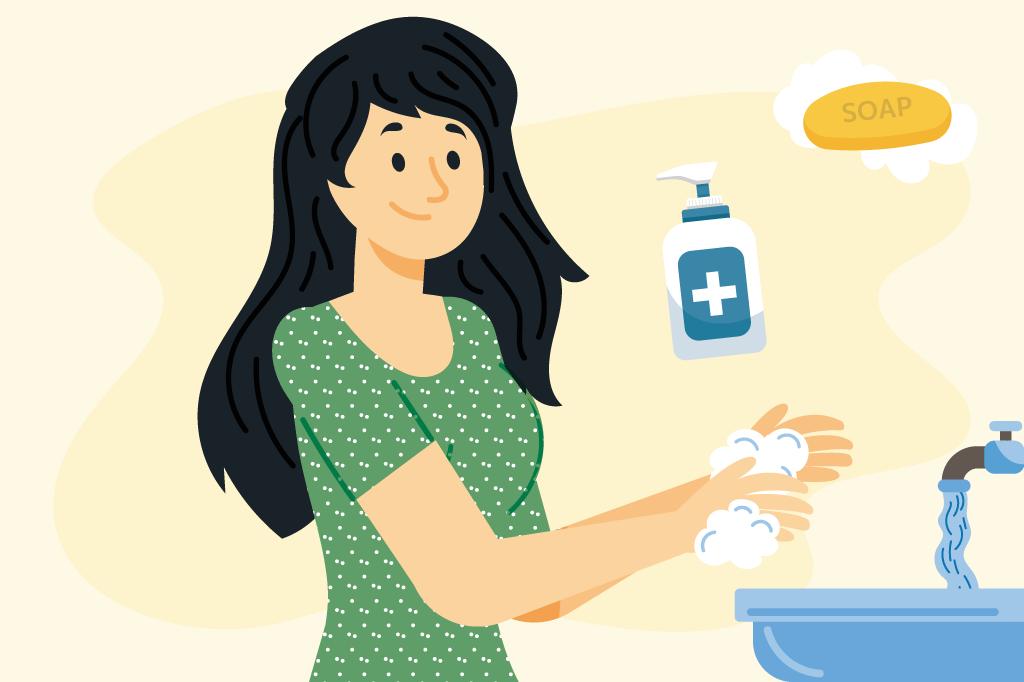 コロナ対策にはアルコール消毒と手洗いどちらが良いのか