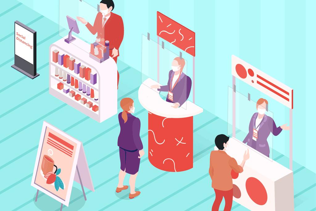 展示会がコロナで台無しに…集客するにはどうすれば良いの?