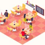 飲食店にアクリル板を設置したい!設置したときの効果はあるの?