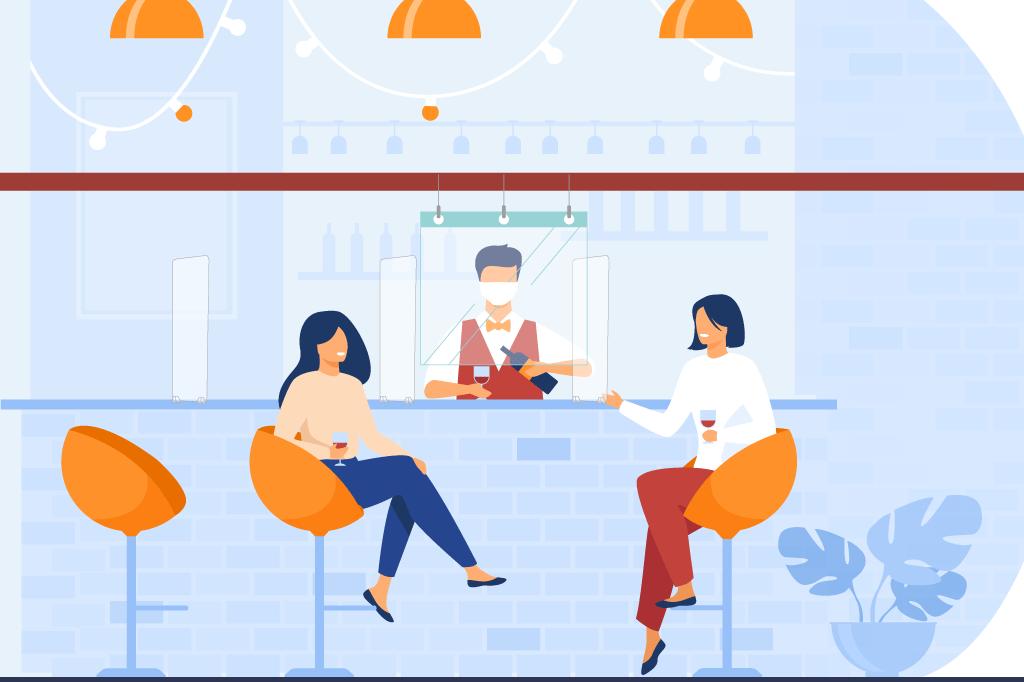 コロナ禍で飲食店が意識すべき座席のレイアウト例を紹介!
